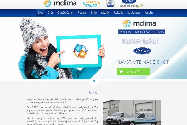 mclima.sk