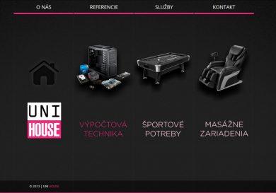 unihouse.sk